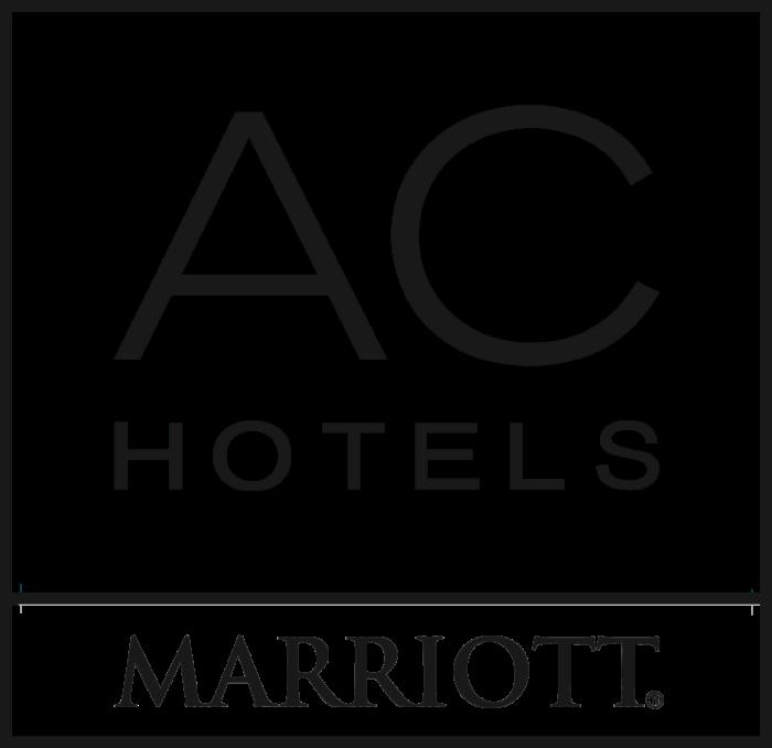 AC Hotels logo, black