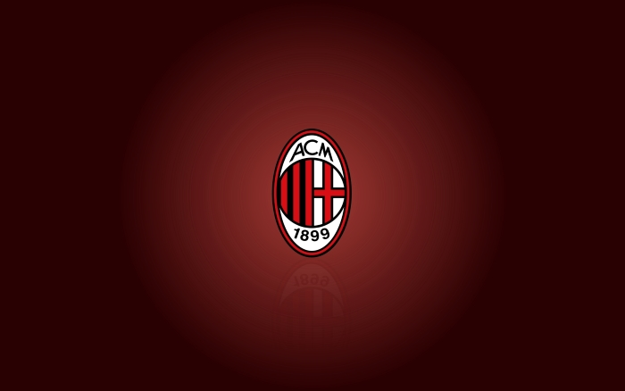 AC Milan background, wallpaper 1920x1200px