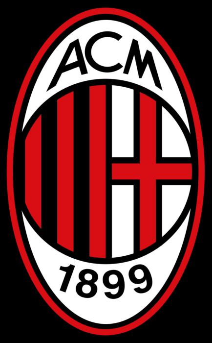 AC Milan logo, logotype