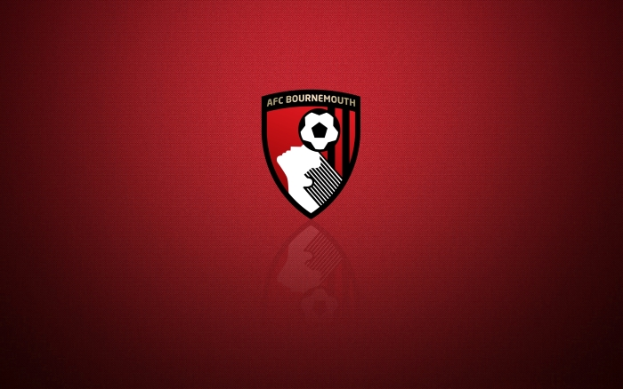 AFC Bournemouth wallpaper with crest (logo) 1920x1200px