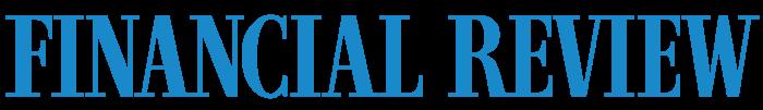 AFR The Australian Financial Review logo, wordmark