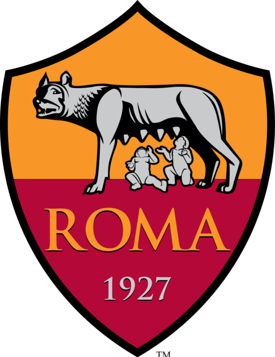 AS Roma logo, logotype
