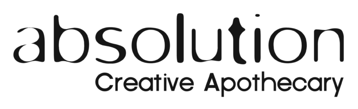 Absolution logo, logotype