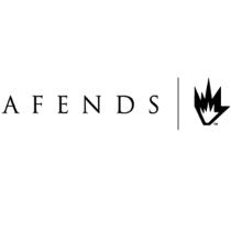 Afends logo, logotype