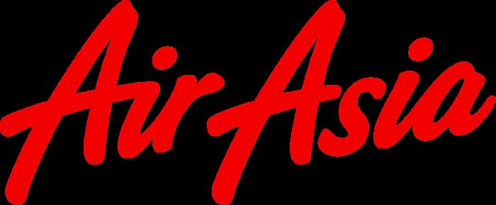 AirAsia logo, text only