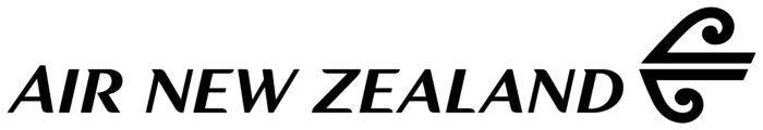 Air New Zealand logo, logotype