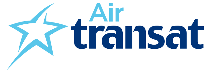 Air Transat logo, logotype