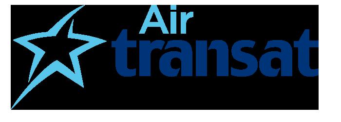 Air Transat logo, logotype