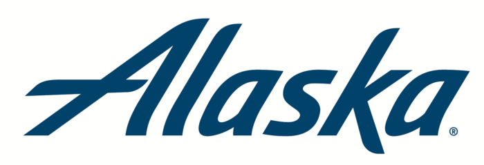 Alaska Airlines wordmark, logo