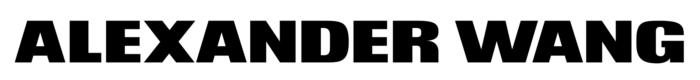 Alexander Wang logo, logotype
