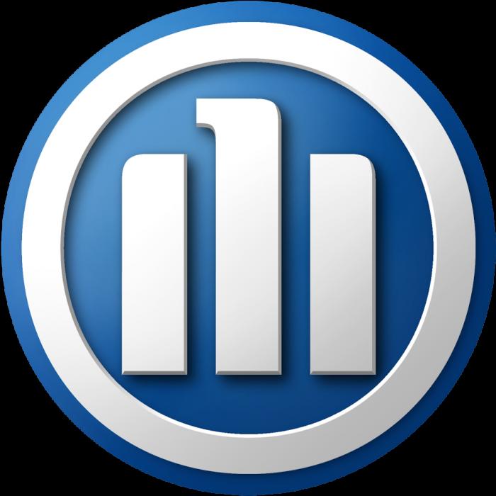 Allianz logo 3d