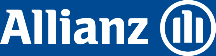 Allianz logo, blue