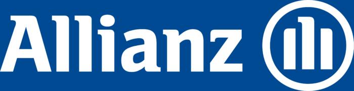 Allianz logo, blue