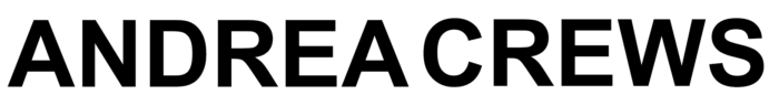 Andrea Crews logo, horizontal