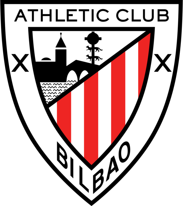 Athletic Bilbao logo, logotype, crest