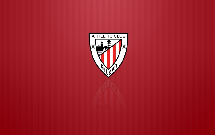 Athletic Bilbao wallpaper with club logo - 1920x1200