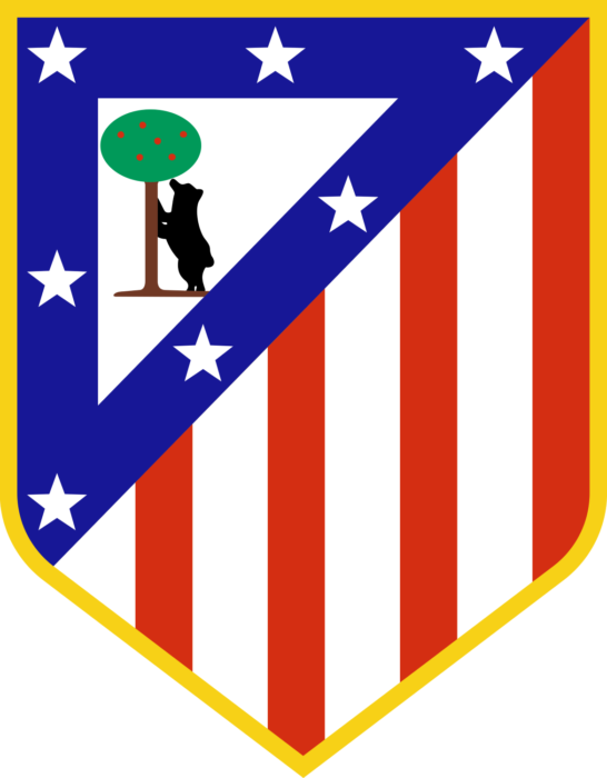 Atletico Madrid logo, logotipo, crest