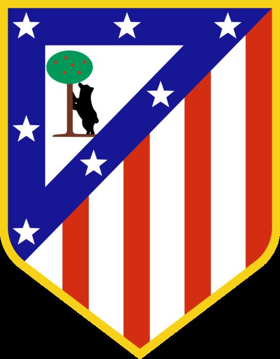 Atletico Madrid logo, logotipo, crest