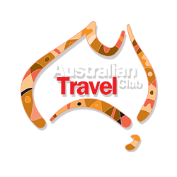 Australian Travel Club logo, logotype