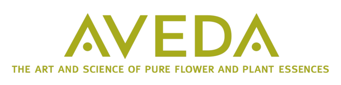 Aveda logo, logotype