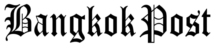 Bangkok Post logo, wordmark