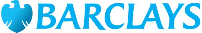 Barclays logo, gradient
