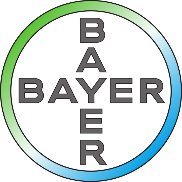Bayer logo, logotype