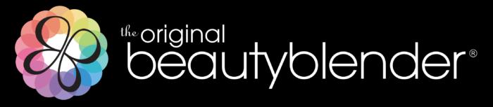 BeautyBlender logo, black