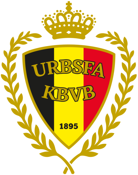 Belgium national football team logo (URBSFA KBVB)