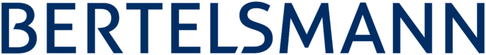 Bertelsmann logo, wordmark