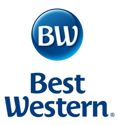 Best Western logo, vertical