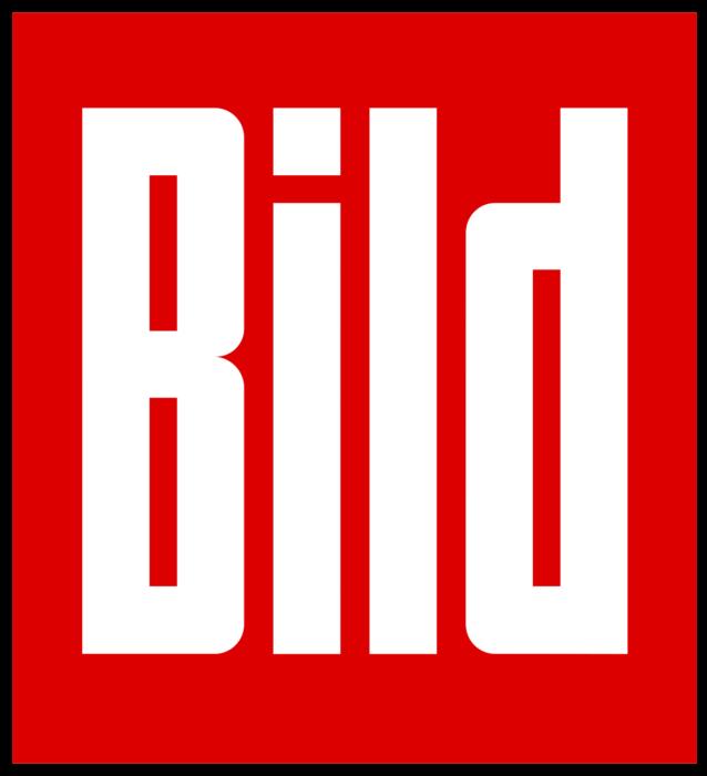 Bild logo, logotype
