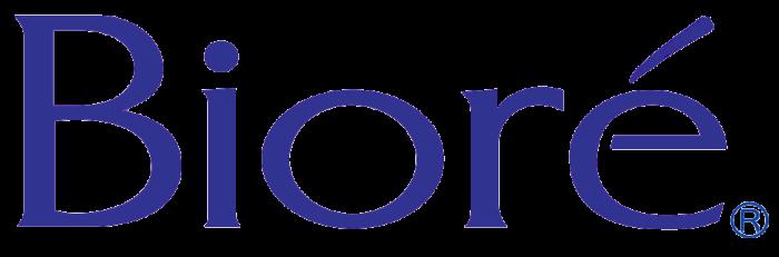 Bioré logo, logotype