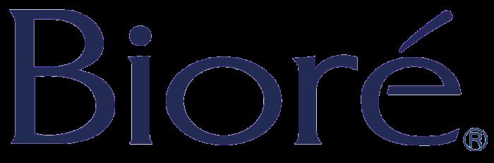 Bioré logo, wordmark