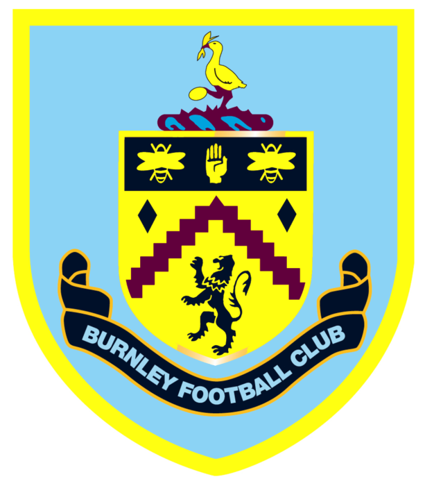 Burnley FC logo, crest, logotype