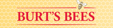 Burt's Bees logo and background