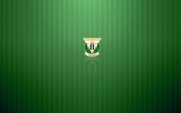 CD Leganés green wallpaper with logo, logotipo-background 1920x1200