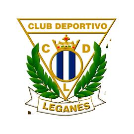 CD Leganés logo, logotipo