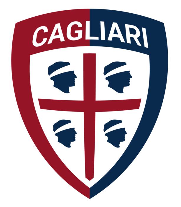Cagliari Calcio logo, logotype