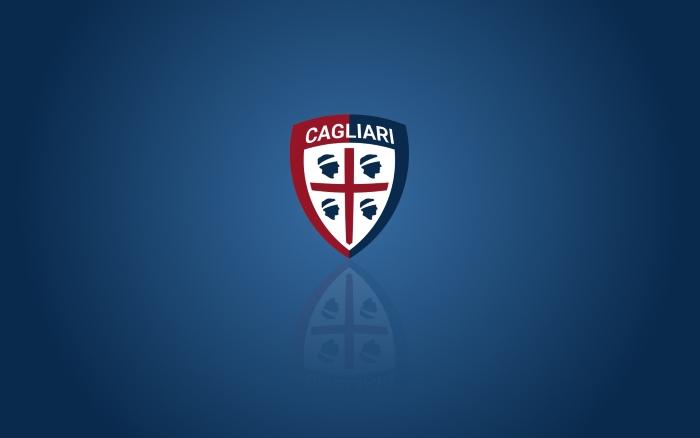 Cagliari Calcio wallpaper, logo - 1920x1200px