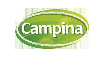 Campina logo, logotype