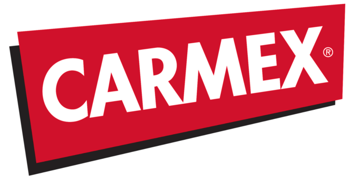 Carmex logo, logotype