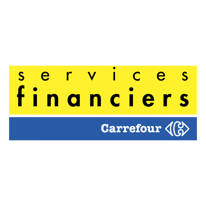 Carrefour logo financiers