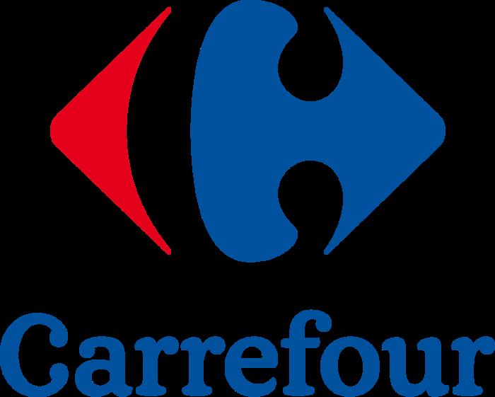 Carrefour logo, logotype