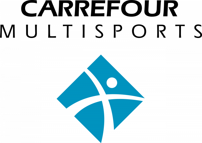 Carrefour logo multisports