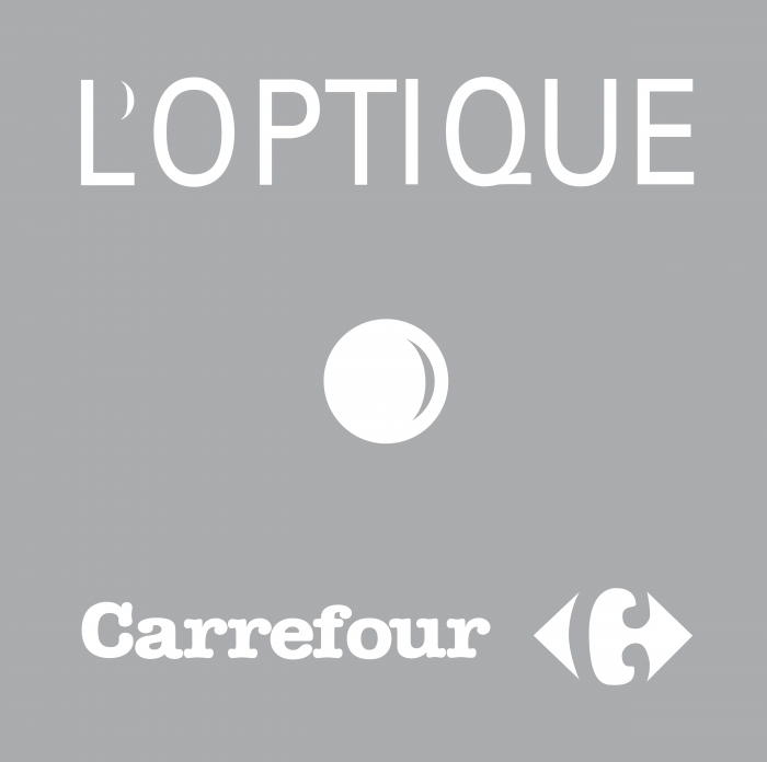 Carrefour logo optique