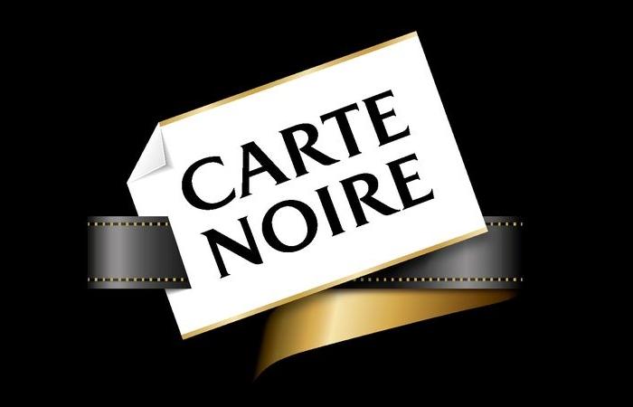 Carte Noire logo, black