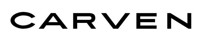 Carven logo, logotype