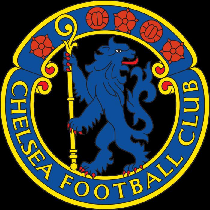 Chelsea FC Logo 1953