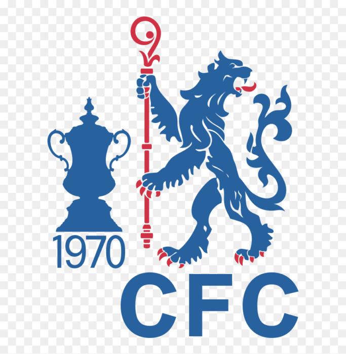 Chelsea FC Logo 1970